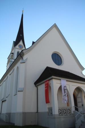 Kirche Horn aussen