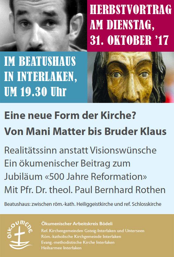 Vortrag Interlaken 31.10.17